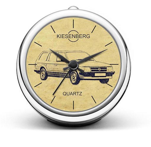 Für Opel Kadett D Caravan Fan Tischuhr T-4663