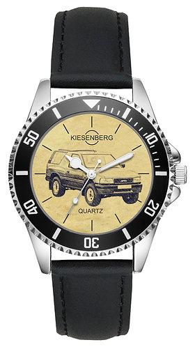 Für Opel Frontera Sport Fan Armbanduhr L-4683