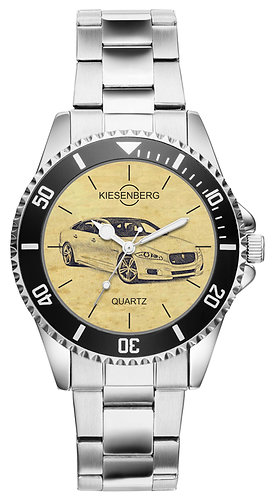 Für Jaguar XJ Fan Armbanduhr 6357