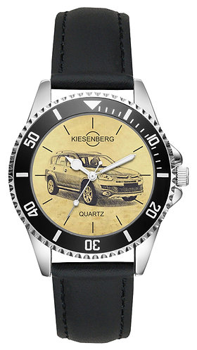 Für Citroen C-Crosser Fan Armbanduhr L-5604