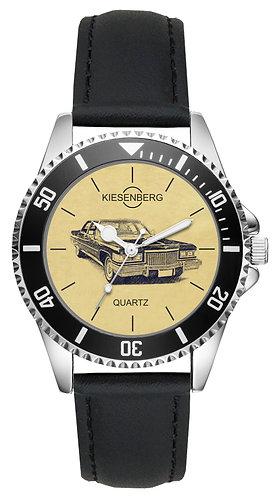 Für Cadillac Fleetwood Fan Armbanduhr L-4114