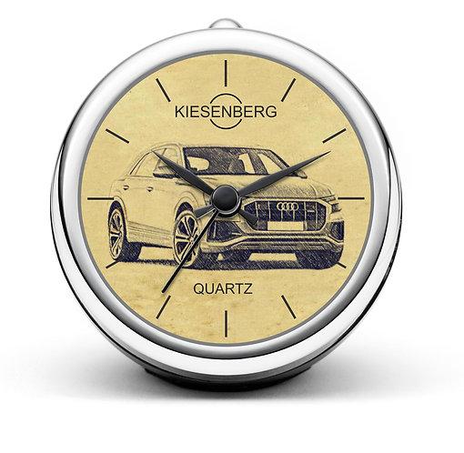 Für Audi Q8 Fan Tischuhr T-5140