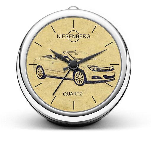 Für Opel Astra H Twin Top Fan Tischuhr T-4656