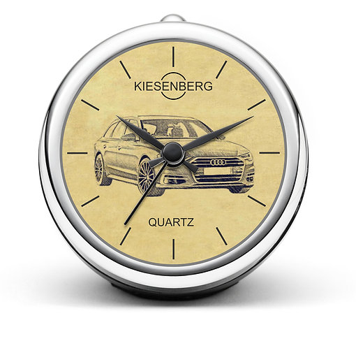 Für Audi A6 (C8) Avant Fan Tischuhr T-4080