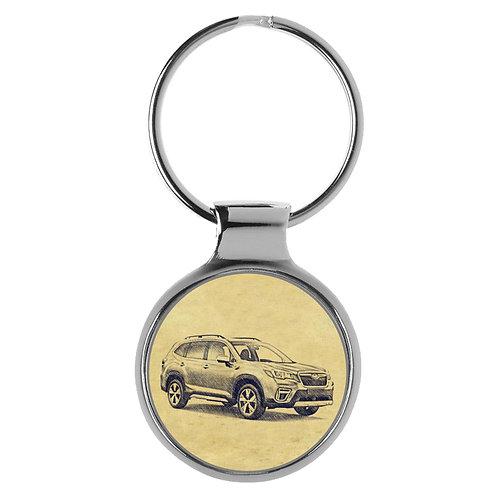 Für Subaru Forester S5 Fan Schlüsselanhänger A-5215