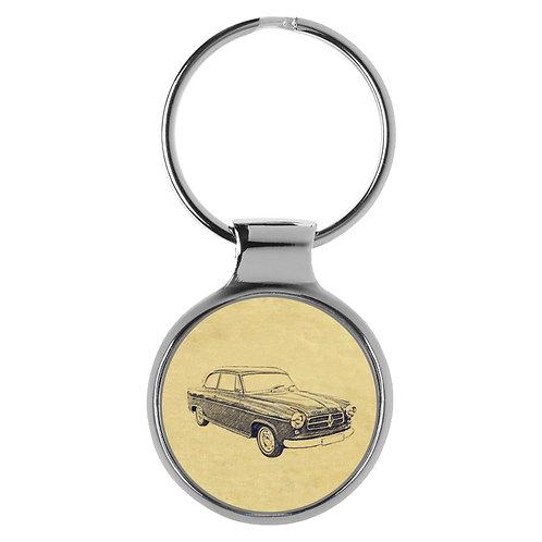 Für Borgward Isabella Fan Schlüsselanhänger A-4083
