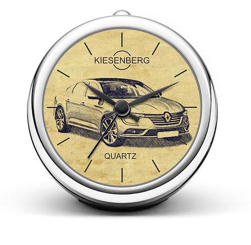 Für Renault Talisman Fan Tischuhr T-4155