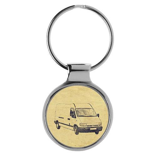 Für Renault Master II Fan Schlüsselanhänger A-4174