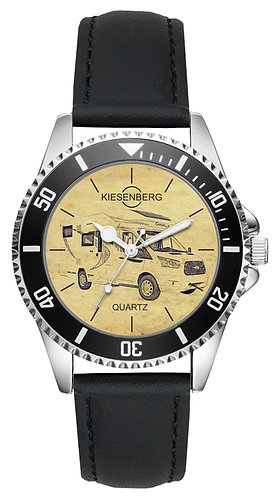Für Chausson Flash Wohnmobil Fan Armbanduhr L-6615