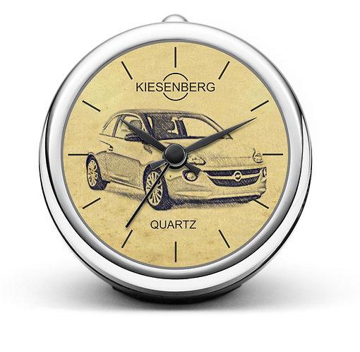 Für Opel Adam Fan Tischuhr T-4641