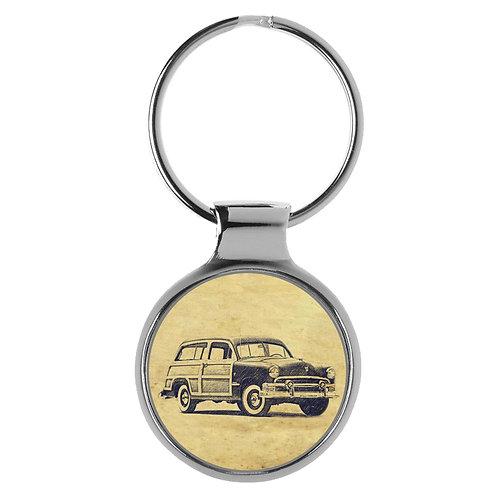 Für Ford Custom Country Squire Fan Schlüsselanhänger A-6440