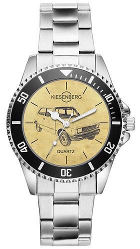 Für Fiat 127 Modellpflege Fan Armbanduhr 5458