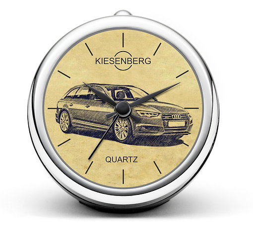 Für Audi A4 B9 Avant Fan Tischuhr T-5115