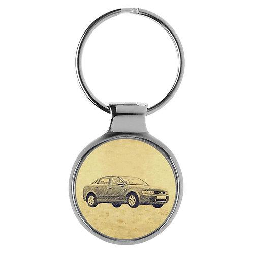 Für Audi A4 B6 Fan Schlüsselanhänger A-5606