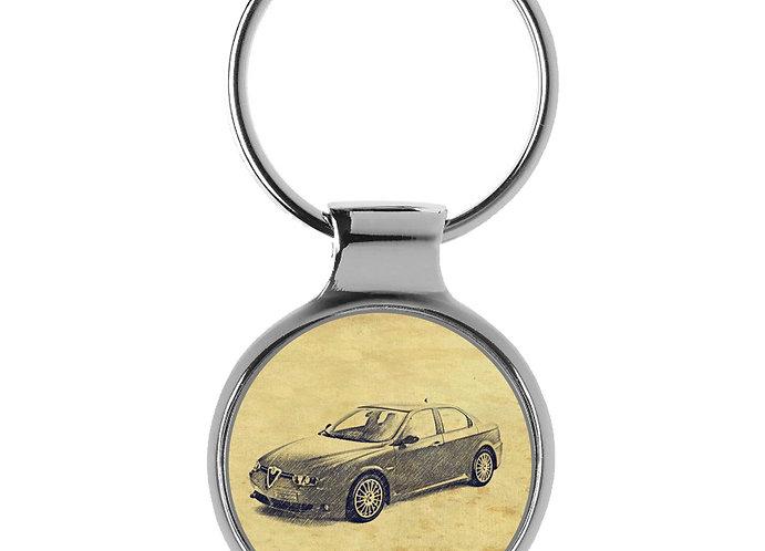 Für Alfa Romeo 156 Fan Schlüsselanhänger A-20743