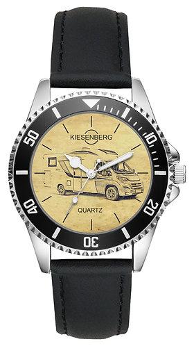 Für Bürstner Ixeo Time IT 726 Wohnmobil Fan Armbanduhr L-6575