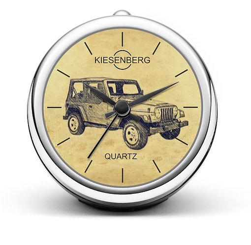 Für Jeep Wrangler TJ Fan Tischuhr T-5486