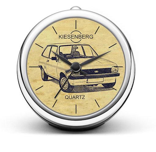 Für Ford Fiesta Serie I Fan Tischuhr T-6425