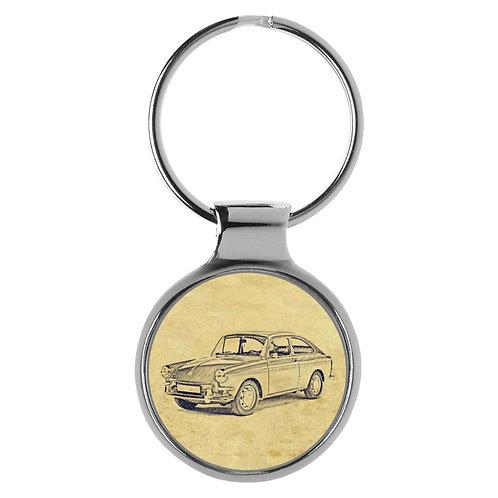 Für VW 1600 Fan Schlüsselanhänger A-20379