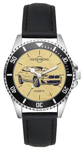 Für BMW X2 F39 Fan Armbanduhr L-4623