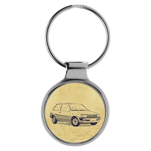 Für Toyota Starlet P7 Fan Schlüsselanhänger A-5354