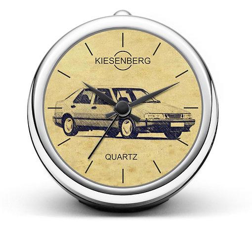 Für Saab 9000 CD Fan Tischuhr T-4783