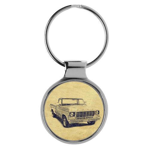 Für Ford F-150 6. Generation Fan Schlüsselanhänger A-6451