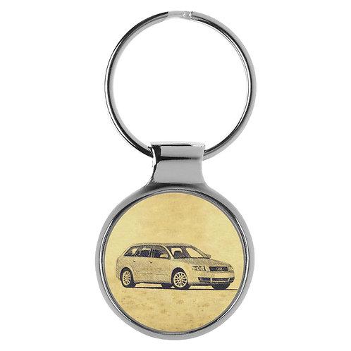 Für Audi A4 B6 Avant Fan Schlüsselanhänger A-5605