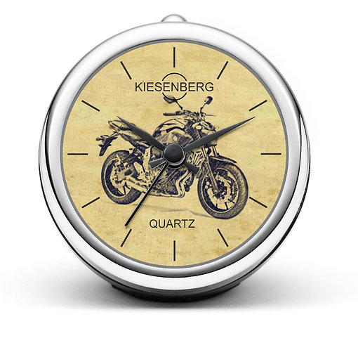 Für Yamaha MT 07 Motorrad Fan Tischuhr T-20415