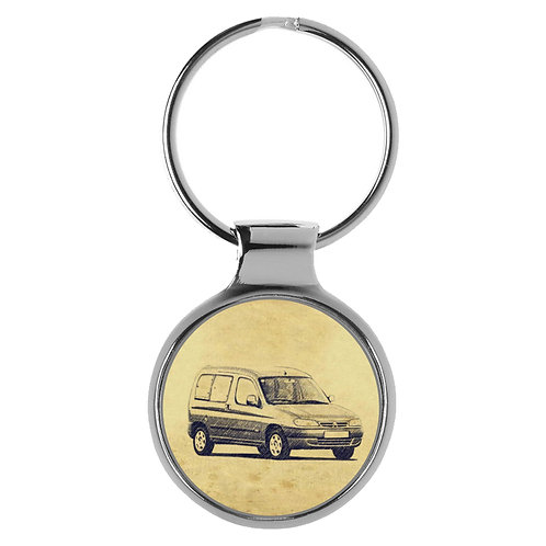 Für Citroen Berlingo Fan Schlüsselanhänger A-5552
