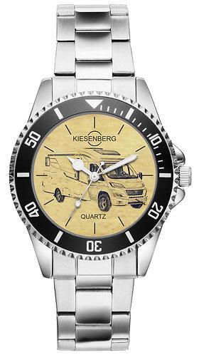 Für Hymer Tramp SL Wohnmobil Fan Armbanduhr 6605