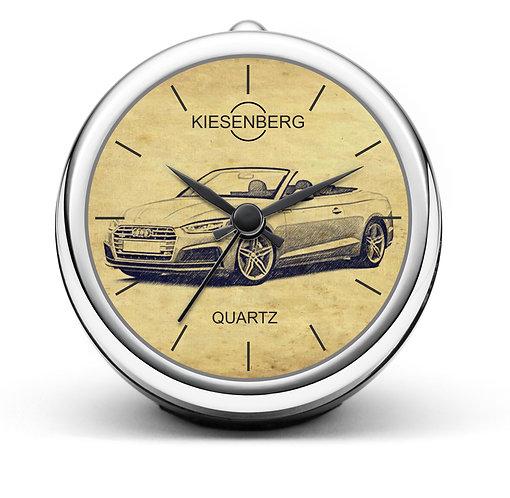 Für Audi A5 S5 RS5 Cabrio Fan Tischuhr T-6269