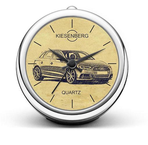 Für Audi S3 8V Sportback Fan Tischuhr T-5093