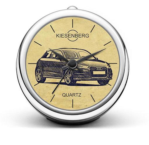 Für Audi A1 Modellpflege Fan Tischuhr T-5081