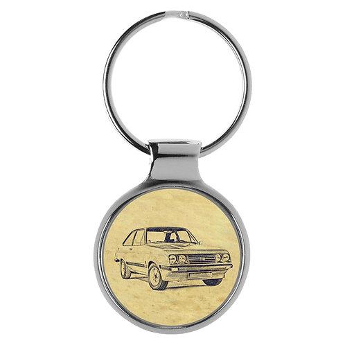 Für Ford Escort RS 2000 Fan Schlüsselanhänger A-6418