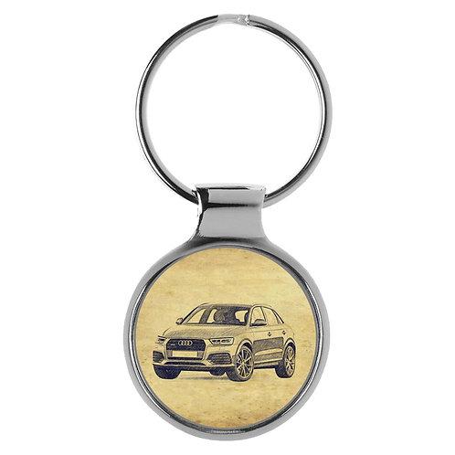 Für Audi Q3 RS Fan Schlüsselanhänger A-6271