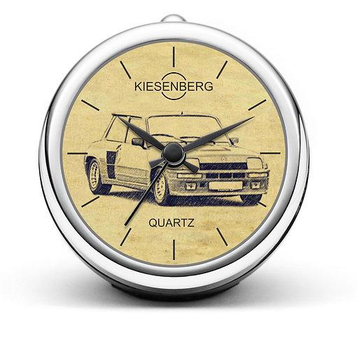 Für Renault 5 Turbo Fan Tischuhr T-4187