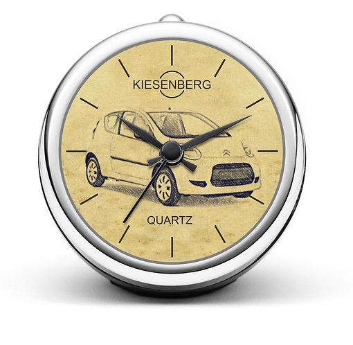 Für Citroen C1 Modellpflege Fan Tischuhr T-5440