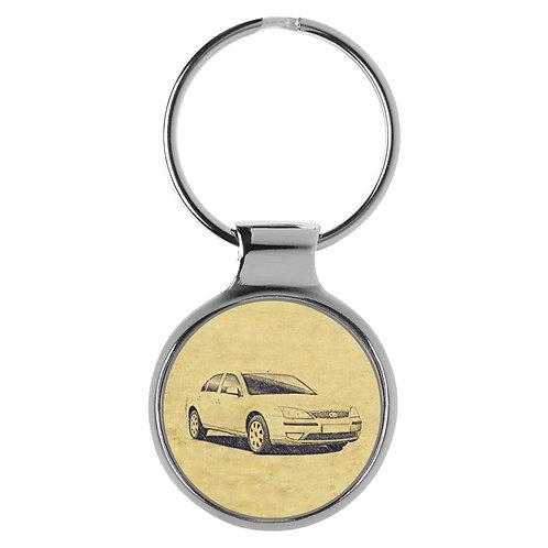 Für Ford Mondeo Stufenheck 2000-2007 Fan Schlüsselanhänger A-4313