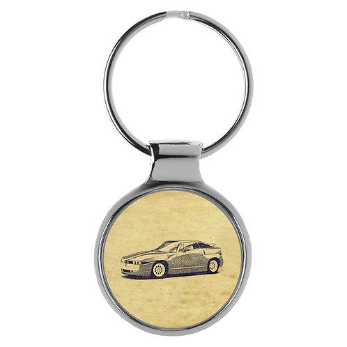 Für Alfa Romeo S.Z/R.Z Fan Schlüsselanhänger A-4009