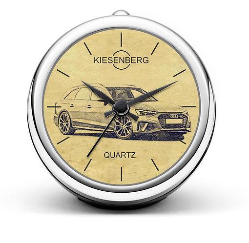 Für Audi S4 B9 Avant Modellpflege Fan Tischuhr T-5121