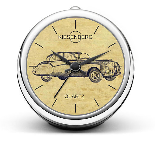 Für Jaguar Mk VII Oldtimer Fan Tischuhr T-6361