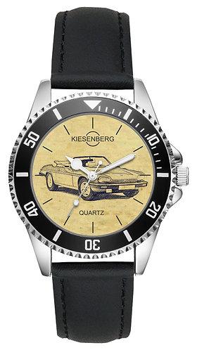 Für Jaguar XJ S Oldtimer Fan Armbanduhr L-6370
