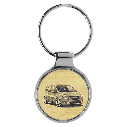 Für Opel Meriva Fan Schlüsselanhänger A-20314