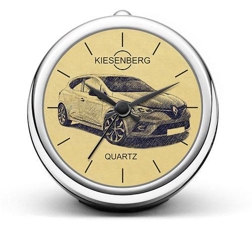Für Renault Clio V Fan Tischuhr T-4144