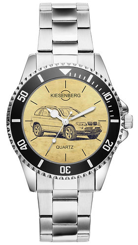 Für BMW X5 E53 Modellpflege Fan Armbanduhr 5436