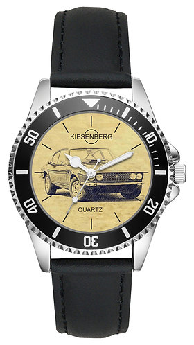 Für FIAT Dino Coupe Fan Armbanduhr L-6553