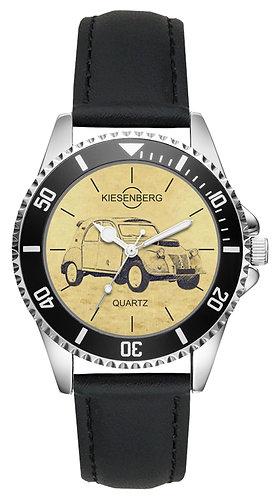 Für Citroen 2CV Sahara Fan Armbanduhr L-5566