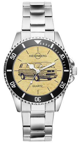 Für VW Bus T3 Fan Armbanduhr 20372