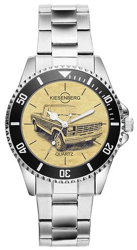 Für Ford F-Serie 7. Generation Fan Armbanduhr 6452